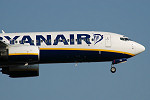 Photo of Ryanair Boeing 737-8AS EI-DCN (cn 33808/1590) at London Stansted Airport (STN) on 17th August 2005