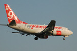 Photo of Flyglobespan Boeing 737-683 G-CDKT (cn 28303/257) at London Stansted Airport (STN) on 17th August 2005