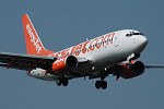 Photo of easyJet Boeing 737-73V G-EZJP (cn 32412/1151) at London Stansted Airport (STN) on 18th August 2005