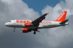 Photo of easyJet Airbus A319-111 G-EZNC (cn 2050) at London Stansted Airport (STN) on 26th August 2005