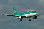 Photo of Aer Lingus Airbus A320-214 EI-CVA (cn 1242) at Manchester Ringway Airport (MAN) on 16th September 2005