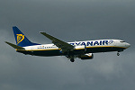 Photo of Ryanair Boeing 737-8AS EI-DHN (cn 33577/1782) at Manchester Ringway Airport (MAN) on 16th September 2005