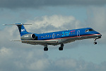 Photo of bmi regional Embraer ERJ-145EP G-RJXE (cn 14500245) at Manchester Ringway Airport (MAN) on 16th September 2005