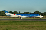 Photo of bmi regional Embraer ERJ-145EP G-RJXG (cn 14500390) at Manchester Ringway Airport (MAN) on 16th September 2005
