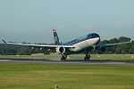 Photo of US Airways Airbus A330-323X N670UW (cn 315 ) at Manchester Ringway Airport (MAN) on 16th September 2005