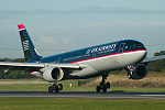 Photo of US Airways Airbus A330-323X N670UW (cn 315) at Manchester Ringway Airport (MAN) on 16th September 2005