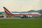 Photo of Kalitta Air Boeing 747-2B4B(SF) N710CK (cn 21097/262) at East Midlands International Airport (EMA) on 19th September 2005