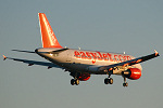 Photo of easyJet Airbus A319-111 G-EZMH (cn 2053) at London Stansted Airport (STN) on 25th September 2005