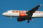 Photo of easyJet Airbus A319-111 G-EZIF (cn 2450) at London Stansted Airport (STN) on 29th September 2005