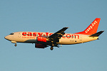 Photo of easyJet Boeing 737-33V G-EZYP (cn 29340/3121) at London Stansted Airport (STN) on 29th September 2005