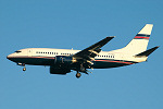 Photo of Ford Air Boeing 737-705 VP-BBU (cn 29090/109) at London Stansted Airport (STN) on 29th September 2005
