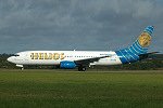 Photo of Helios Airways Boeing 737-86N 5B-DBI (cn 30807/829) at London Luton Airport (LTN) on 1st October 2005
