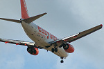 Photo of easyJet Boeing 737-73V G-EZJC (cn 30237/730) at London Luton Airport (LTN) on 1st October 2005