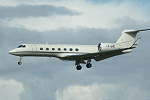 Photo of Untitled (Gama Aviation Ltd) Gulfstream Aerospace Gulfstream G550  VP-BNO (cn 5050) at London Luton Airport (LTN) on 1st October 2005