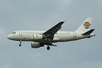 Photo of Lotus Air (opf Helios Airways) Airbus A319-111 SU-LBF