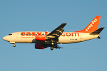 Photo of easyJet Boeing 737-33V G-EZYP (cn 29340/3121) at London Stansted Airport (STN) on 4th November 2005