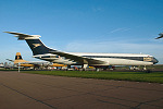 Photo of BOAC Vickers VC-10 Super 1151 G-ASGC (cn 853) at Duxford Imperial War Museum (QFO) on 12th November 2005