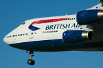 Photo of British Airways Boeing 747-436 G-BNLR (cn 24447/829) at London Heathrow Airport (LHR) on 9th February 2006