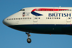 Photo of British Airways Boeing 747-436 G-BNLZ (cn 27091/964) at London Heathrow Airport (LHR) on 9th February 2006