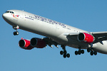 Photo of Virgin Atlantic Airways Airbus A340-642 G-VSSH (cn 615) at London Heathrow Airport (LHR) on 9th February 2006