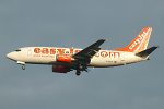 Photo of easyJet Boeing 737-33V G-EZYP (cn 29340/3121) at London Stansted Airport (STN) on 13th March 2006