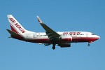 Photo of Air Berlin Boeing 737-76N(W) D-ABBS (cn 28654/986) at London Stansted Airport (STN) on 2nd April 2006