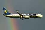 Photo of Ryanair Boeing 737-8AS(W) EI-DCN (cn 33808/1590) at London Stansted Airport (STN) on 2nd April 2006