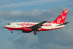 Photo of Flyglobespan Boeing 737-683 G-CDRB (cn 28305/290) at London Stansted Airport (STN) on 4th April 2006