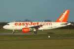 Photo of easyJet Airbus A319-111 G-EZEG (cn 2181) at London Stansted Airport (STN) on 4th April 2006