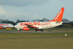 Photo of easyJet Boeing 737-73V G-EZJI (cn 30241/1034) at London Stansted Airport (STN) on 4th April 2006