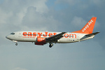 Photo of easyJet Boeing 737-33V G-EZYM (cn 29337/3113) at London Stansted Airport (STN) on 4th April 2006