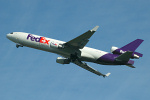 Photo of FedEx Express McDonnell Douglas MD-11F N624FE (cn 48443/458) at London Stansted Airport (STN) on 28th April 2006