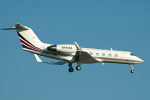 Photo of NetJets Gulfstream Aerospace Gulfstream G-IV SP N441QS (cn 1341) at London Stansted Airport (STN) on 25th May 2006