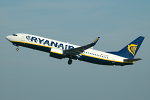 Photo of Ryanair Boeing 737-8AS(W) EI-DAP (cn 33551/1368) at London Stansted Airport (STN) on 9th June 2006