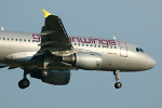 Photo of Germanwings Airbus A319-112 D-AKNF (cn 646) at London Stansted Airport (STN) on 16th June 2006