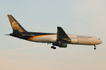 Photo of United Parcel Service Boeing 767-34AF N307UP (cn 27760/624) at London Stansted Airport (STN) on 16th June 2006