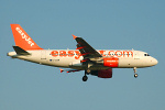 Photo of easyJet Airbus A319-111 G-EZAM (cn 2037) at London Stansted Airport (STN) on 30th June 2006