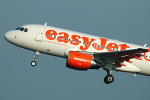 Photo of easyJet Airbus A319-111 G-EZPG (cn 2385) at London Stansted Airport (STN) on 2nd July 2006