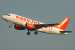Photo of easyJet Airbus A319-111 G-EZIG (cn 2460) at London Stansted Airport (STN) on 19th July 2006