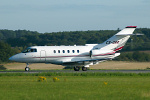 Photo of NetJets Europe Hawker Beechcraft Hawker 800XP CS-DRK (cn 258765) at London Luton Airport (LTN) on 29th August 2006