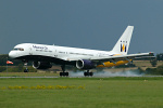 Photo of Monarch Airlines Boeing 757-2T7 G-DAJB (cn 23770/125) at London Luton Airport (LTN) on 29th August 2006