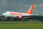 Photo of easyJet Boeing 737-73V G-EZKC (cn 32424/1450) at London Luton Airport (LTN) on 29th August 2006