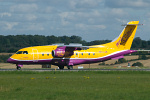 Photo of Welcome Air Dornier 328-300JET OE-LJR (cn 3213) at London Luton Airport (LTN) on 29th August 2006