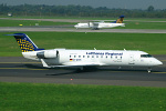 Photo of Lufthansa Regional (opb Eurowings) Bombardier CRJ-200ER D-ACRI (cn 7862) at Dusseldorf International Airport (DUS) on 6th September 2006