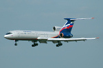 Photo of Aeroflot Russian Airlines Tupelov Tu-154M RA-85637 (cn 87A767) at Dusseldorf International Airport (DUS) on 6th September 2006