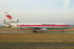 Photo of Martinair Holland McDonnell Douglas MD-11F PH-MCY (cn 48445/460) at London Stansted Airport (STN) on 28th December 2006