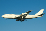 Photo of Dubai Air Wing Boeing 747-2B4BF A6-GDP (cn 21098/263) at London Stansted Airport (STN) on 30th December 2006