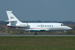 Photo of Heliavia Dassault Falcon 2000EX CS-TLP (cn 039) at London Luton Airport (LTN) on 26th March 2007