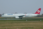 Photo of Turkish Airlines Airbus A321-232 TC-JRA (cn 2823) at London Stansted Airport (STN) on 31st March 2007