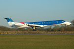Photo of bmi regional Embraer ERJ-145EP G-RJXA (cn 14500136) at Manchester Ringway Airport (MAN) on 4th April 2007